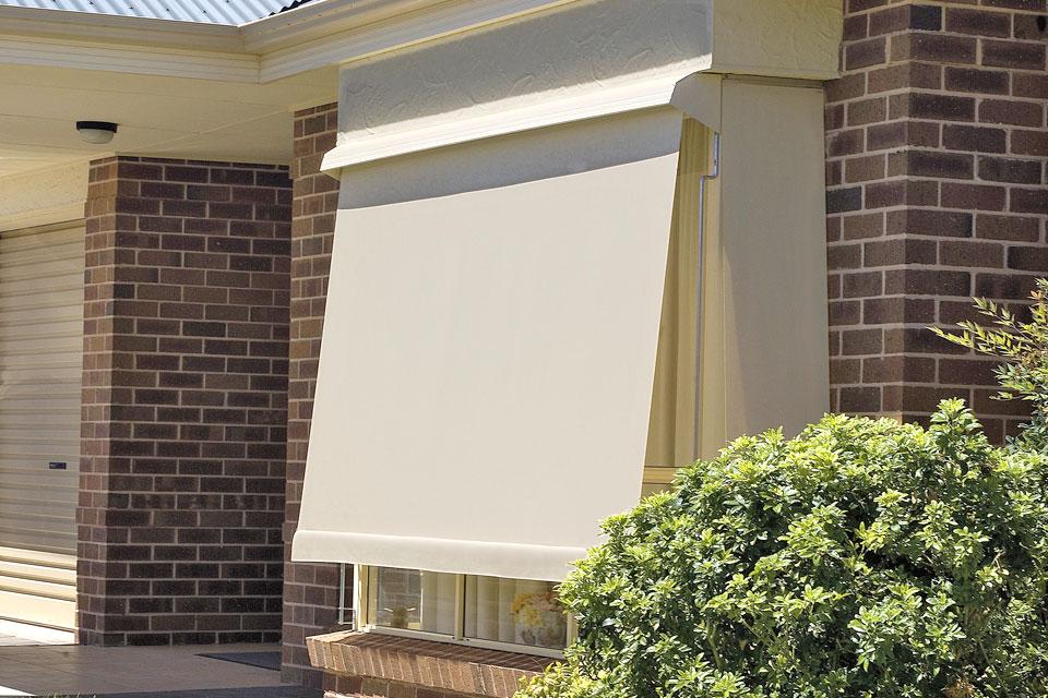Exterior Sun Blinds - Davidson Blinds and Shutters Ballarat