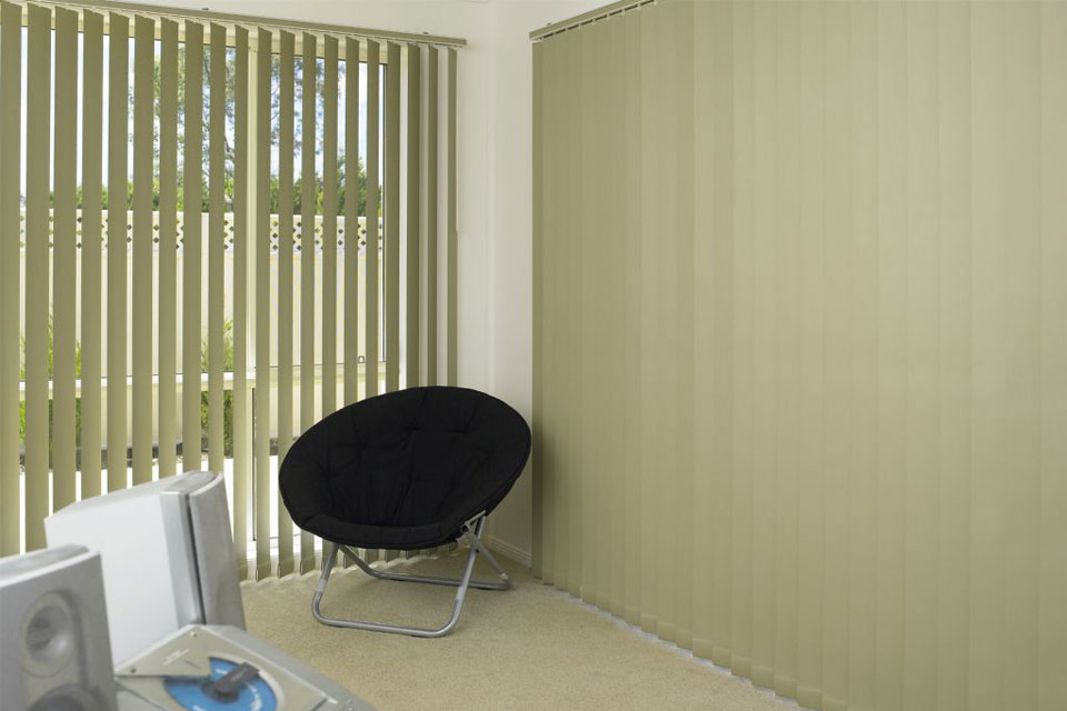 Davidsons Vertical Blinds