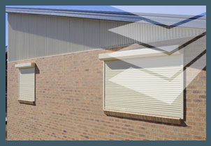 Exterior Blinds and Shutters - Roller Shutters