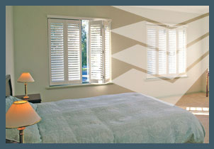 Interior Blinds and Shutters - Shutters