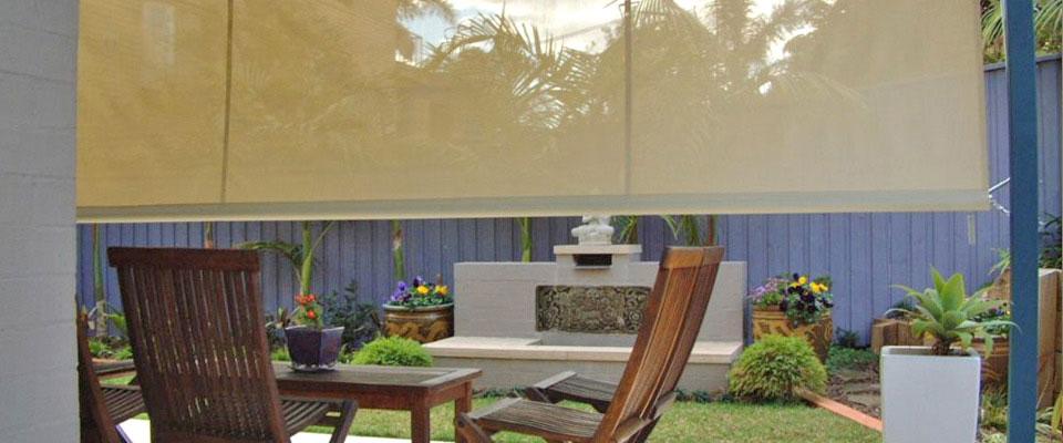 Davidsons Outdoor Sun blinds
