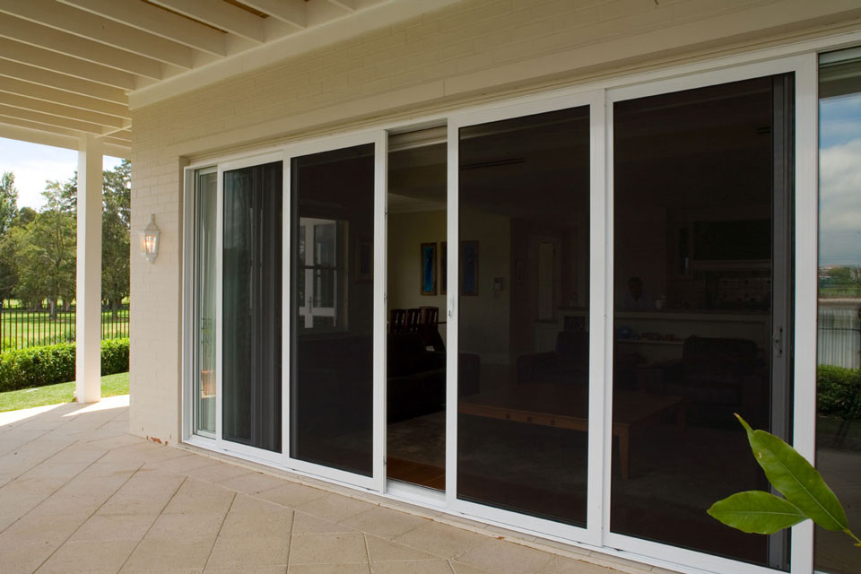 Sliding Security Doors