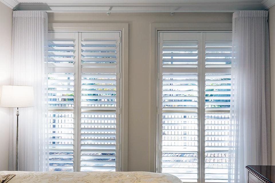 Curtains and sheers ballarat